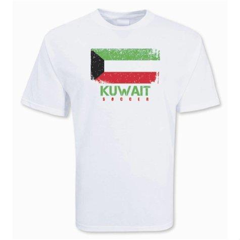 Kuwait Soccer T-shirt