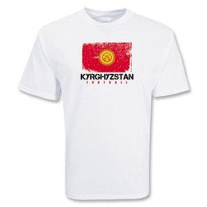 Kyrgyzstan Football T-shirt