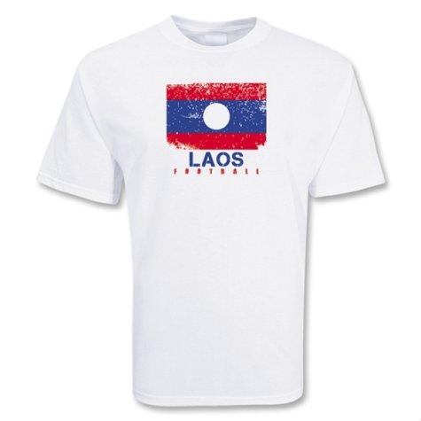 Laos Football T-shirt