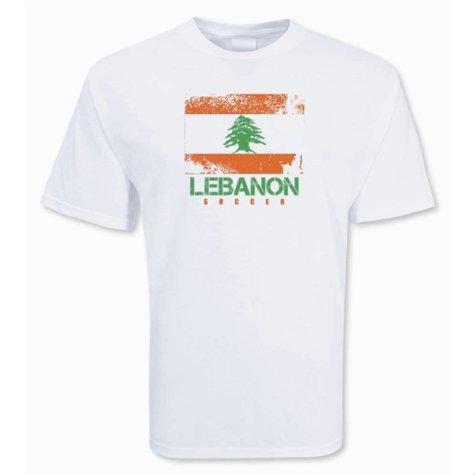 Lebanon Soccer T-shirt