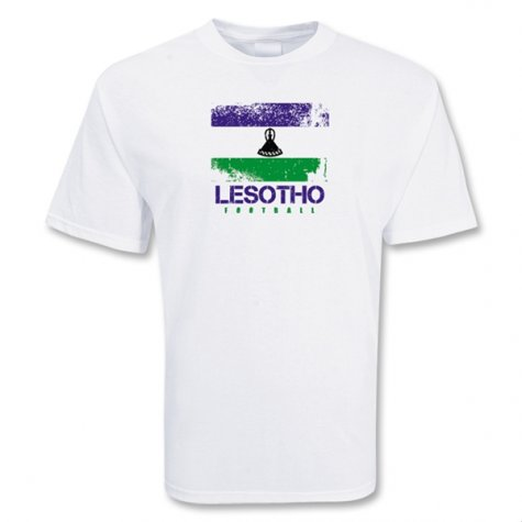 Lesotho Football T-shirt