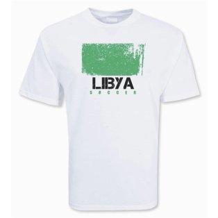 Libya Soccer T-shirt