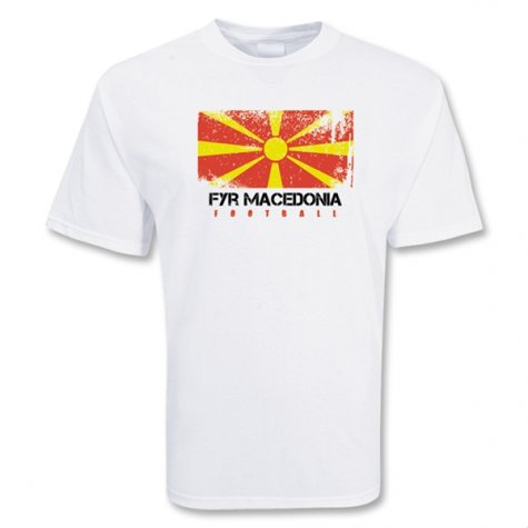 Macedonia Football T-shirt
