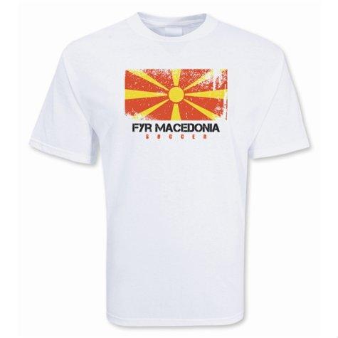 Macedonia Soccer T-shirt