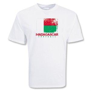 Madagascar Football T-shirt