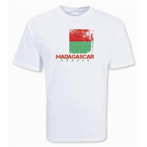 Madagascar Soccer T-shirt