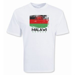 Malawi Soccer T-shirt