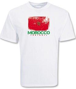 Morocco Football T-shirt