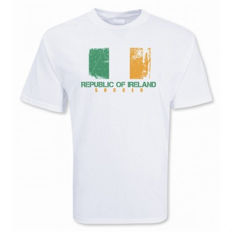 Republic Of Ireland Soccer T-shirt