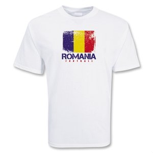 Romania Football T-shirt