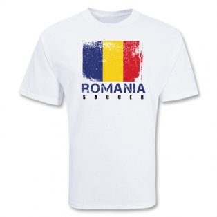 Romania Soccer T-shirt