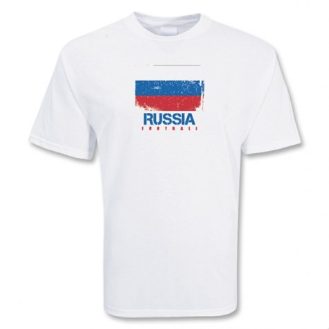 Russia Football T-shirt