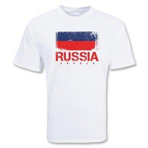 Russia Soccer T-shirt
