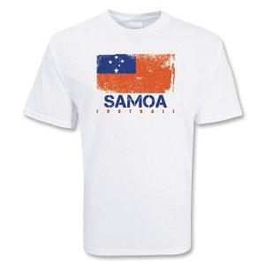 Samoa Football T-shirt