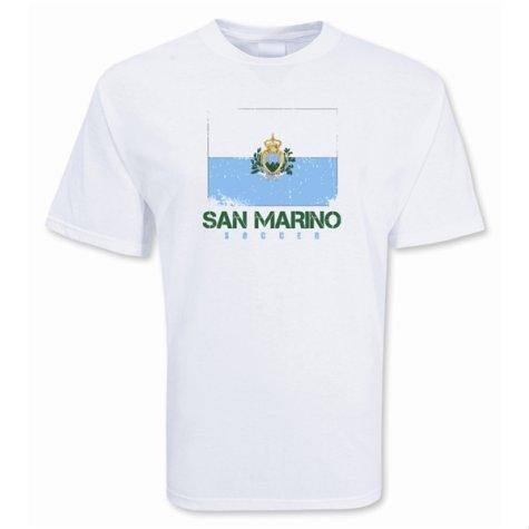 San Marino Soccer T-shirt