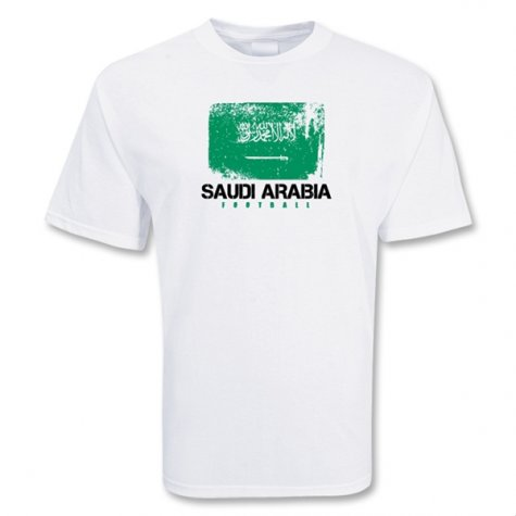 Saudi Arabia Football T-shirt