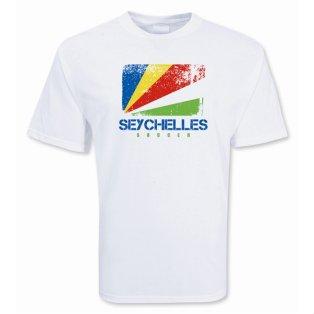Seychelles Soccer T-shirt