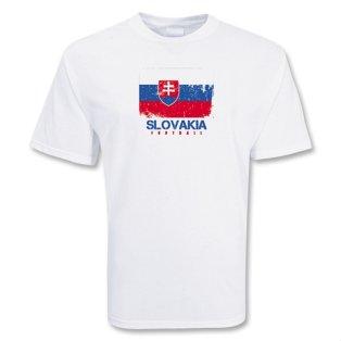 Slovakia Football T-shirt