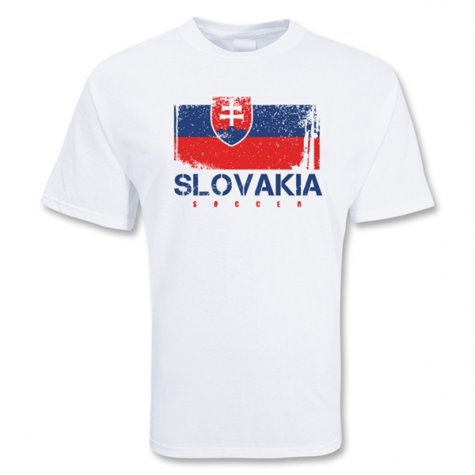Slovakia Soccer T-shirt