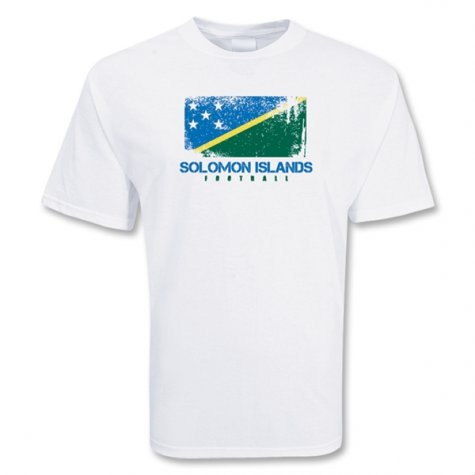 Solomon Islands Football T-shirt