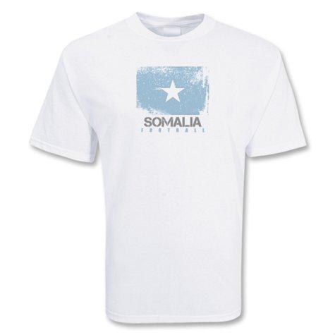 Somalia Football T-shirt