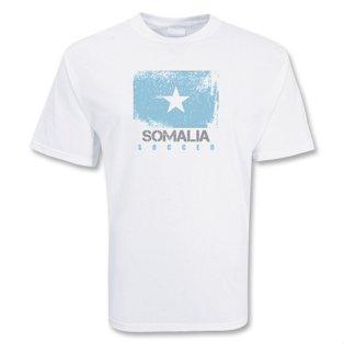 Somalia Soccer T-shirt