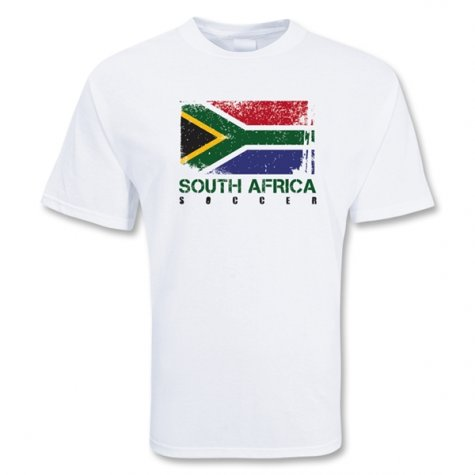 South Africa Soccer T-shirt