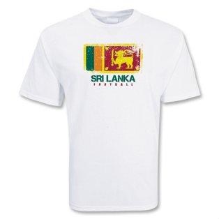 Sri Lanka Football T-shirt