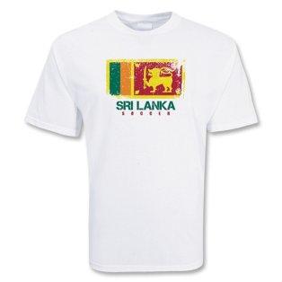 Sri Lanka Soccer T-shirt