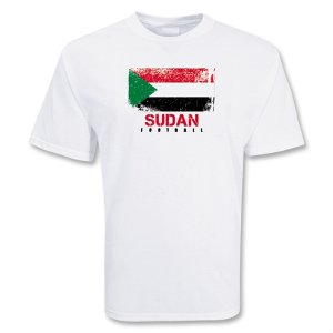 Sudan Football T-shirt