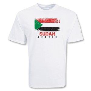Sudan Soccer T-shirt