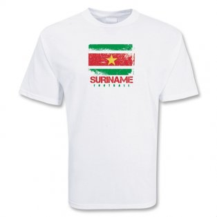 Suriname Football T-shirt