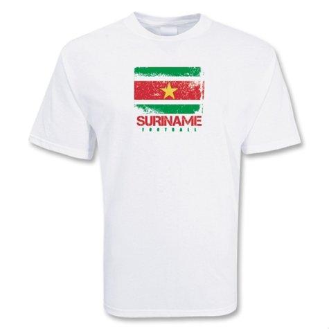 Suriname Football T-shirt