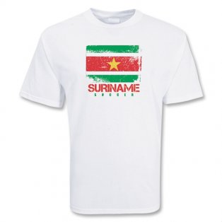 Suriname Soccer T-shirt