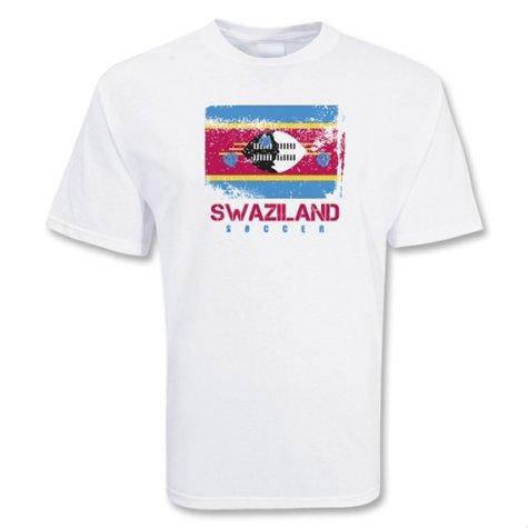 Swaziland Soccer T-shirt
