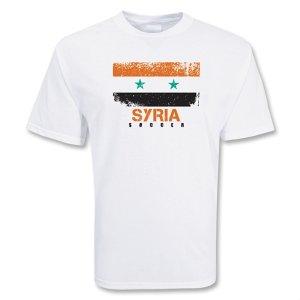 Syria Soccer T-shirt