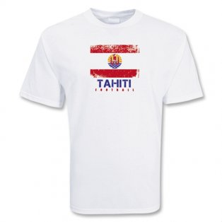 Tahiti Football T-shirt