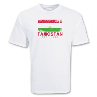 Tajikistan Football T-shirt