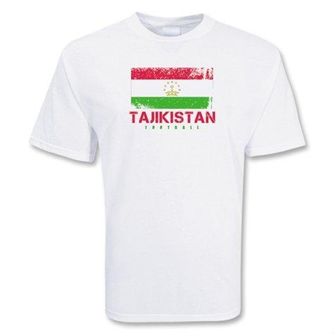 Tajikistan Football T-shirt