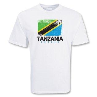Tanzania Soccer T-shirt
