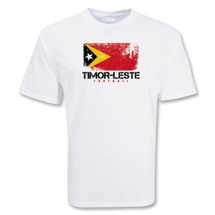 Timor-leste Football T-shirt