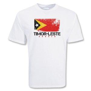 Timor-leste Soccer T-shirt