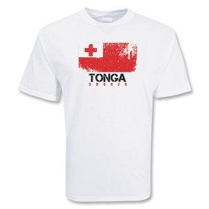 Tonga Soccer T-shirt