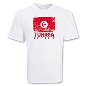 Tunisia Football T-shirt