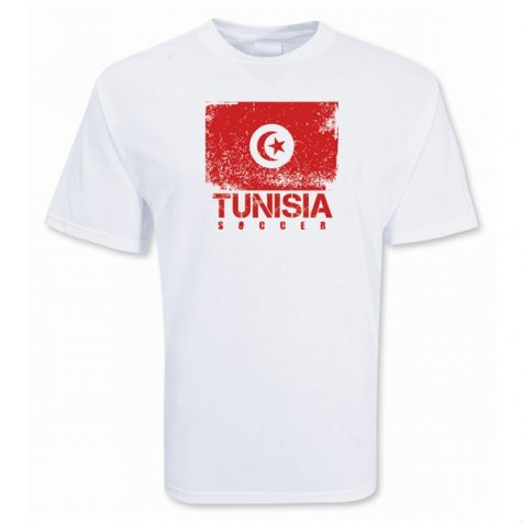 Tunisia Soccer T-shirt