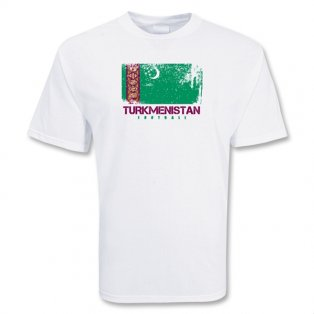 Turkmenistan Football T-shirt
