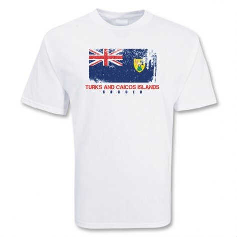 Turks And Caicos Soccer T-shirt