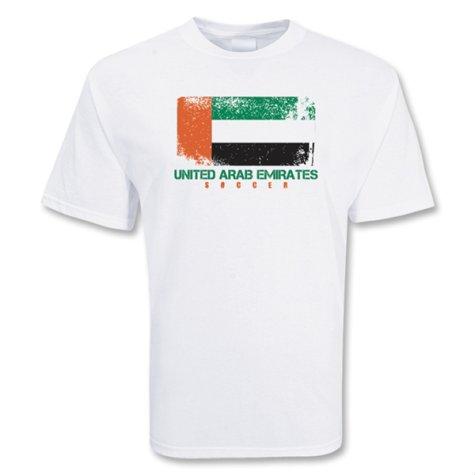 United Arab Emirates Soccer T-shirt