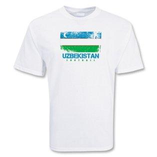 Uzbekistan Football T-shirt