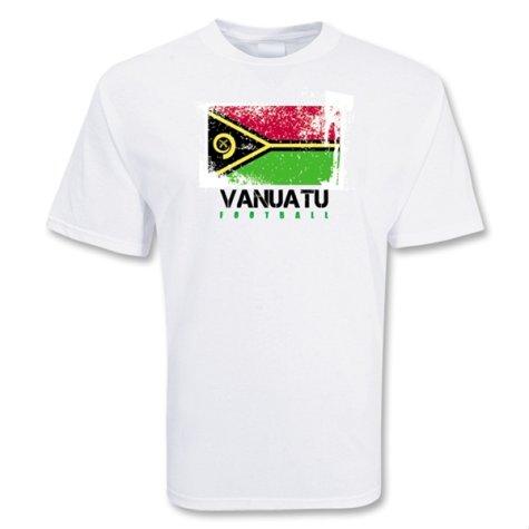 Vanuatu Football T-shirt